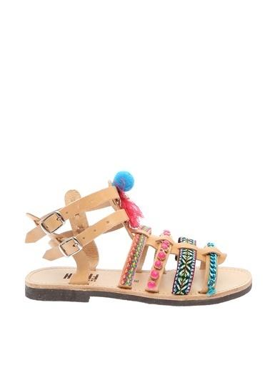 Fresh Company Sandalet Renkli